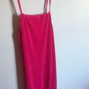Gorgeous Hot Pink Zara Party Dress!